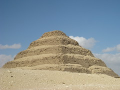 Step pyramid built for King Zoser - the first pyramid designed by Imhotep (syzygy_in) Tags: explore architect pharaoh soe breathtaking saqqara unedited zoser steppyramid imhotep photosexplore explorewinnersoftheworld breathtakinggoldaward top20travelpix saariysqualitypictures