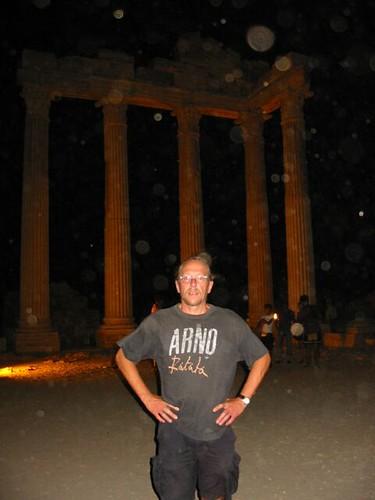 Apollo bij zijn Tempel