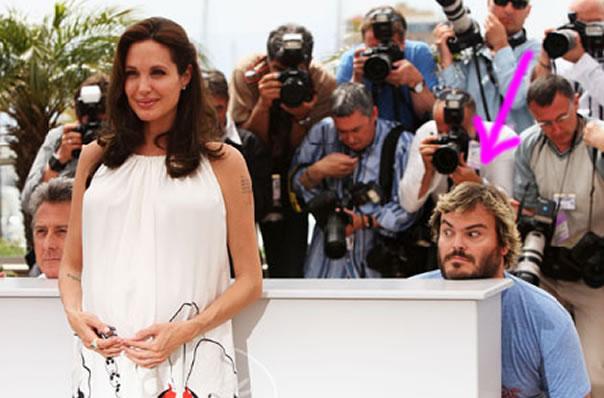 Celebrity Photobombing