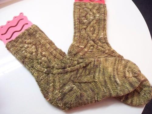 Journey Socks - Claudia Handpaint (sport)