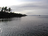 At anchor for the night. (PJSherris) Tags: travel island dusk cove maine olympus anchor c4040z