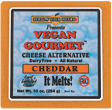 Follow Your Heart Vegan Gourmet soy cheese