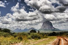 mountains of abim (Eyeing Africa) Tags: africa mountains landscape uganda karamoja