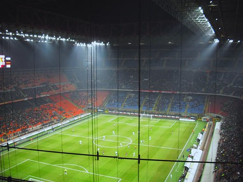 Stadio Giuseppe Meazza, San Siro, Milan