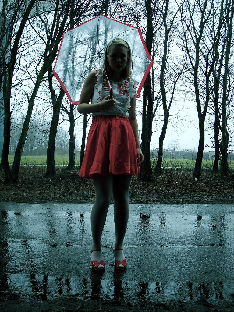 Umbrella/outfit (04)