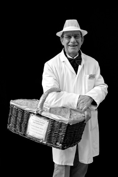 Fish Man - seafood legend - photo by Dom Henry (c)