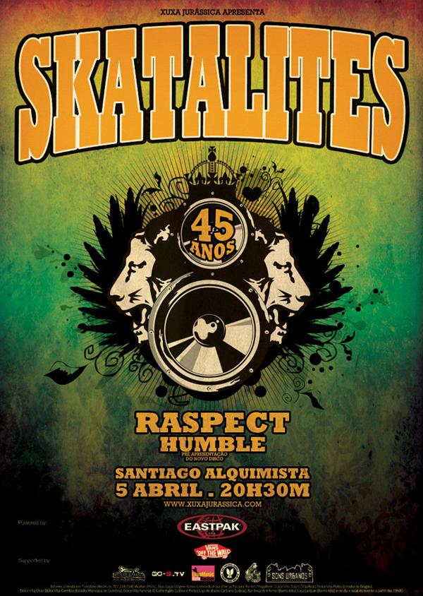 The Skatalites - Flyer