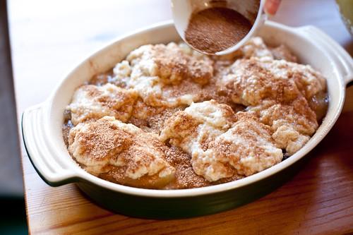 Cinnamon Sugar Topping