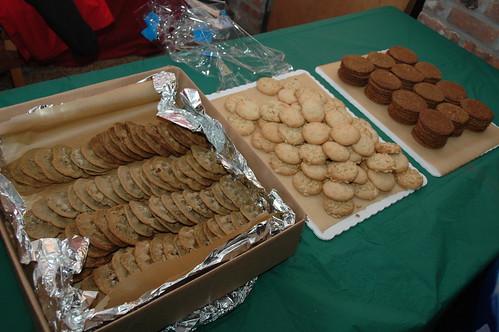Cookies, Guskind Memorial