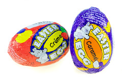 Easter Eggs: Creme & Caramel (Walgreens)