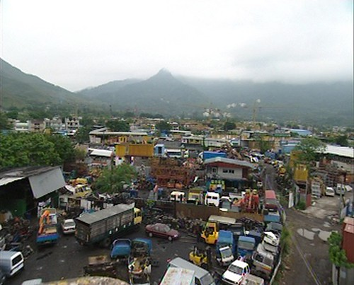 橫台山原居民村