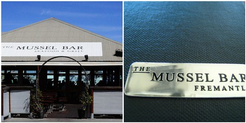The Mussel Bar, Fremantle (Mosaic)