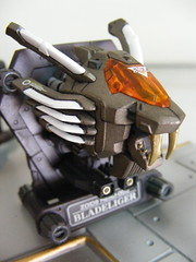 Zoids Head Liger (nuo2x2) Tags: toys lion trading figure blade liger mecha zoids jfigure bladeliger nuo2x2