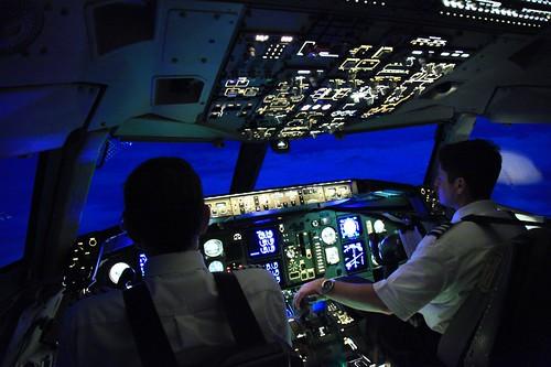 Cockpit combo