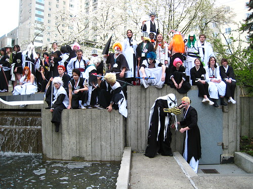 Bleach Cosplayers