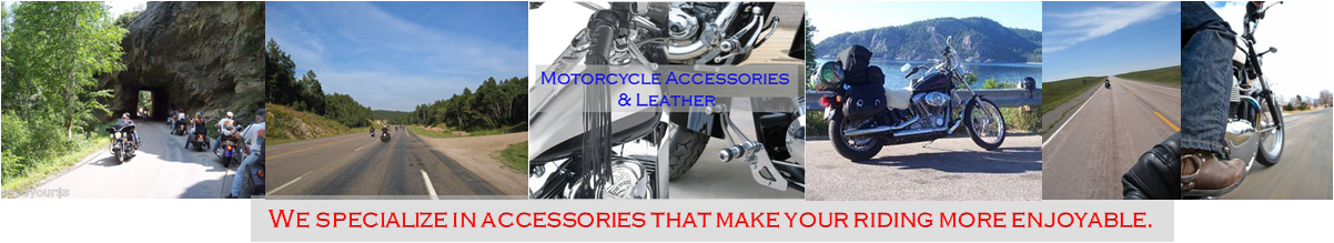 Motorcycle Accessories & Leather