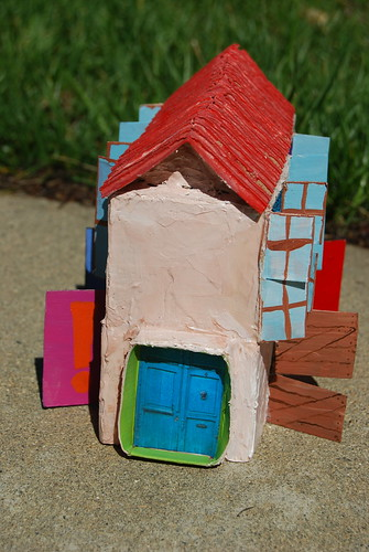 Front Door: Matchbox Artist Lofts
