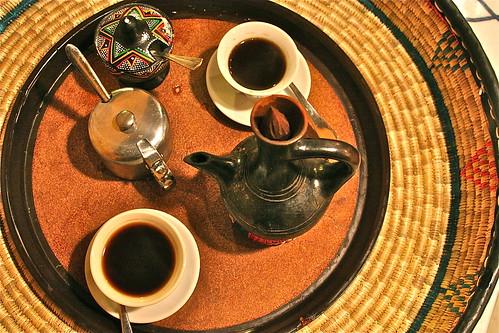 Ethiopian Coffee Service