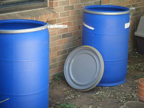 Future Rain Barrel