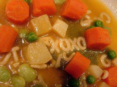 xoxo soup