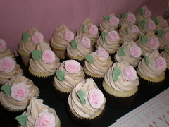 Nicki's Birthday Cupcakes