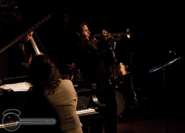 Gilbert Castellanos Quintet at Dizzy's 50209© Michael Klayman-034
