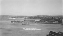 Harbour looking across Circular Quay, Sydney, Between 1928-1932 / Samuel Wood