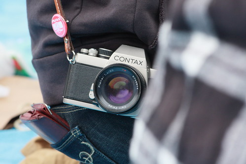 CONTAX with Planar