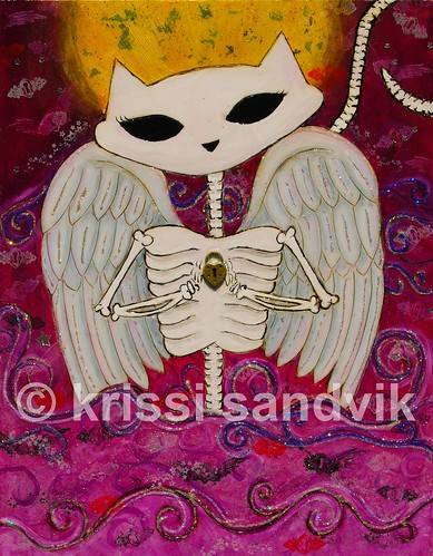 Final: Skelekitty angel
