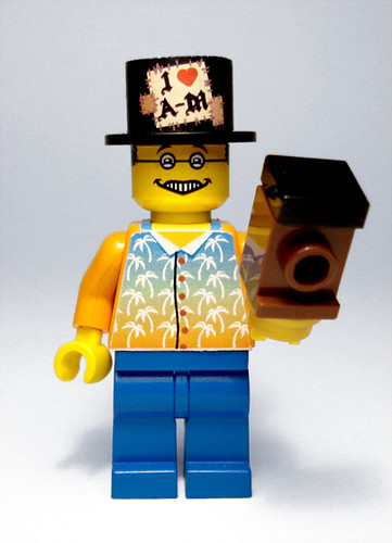 Twoflower custom minifig