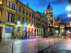 Glasgow's Merchant City By Night After Rain Shower (Hotpix [LRPS] Hanx for 1.5M Views) Tags: city uk building st night buildings reflections john lights la scotland cross shot nightshot britain dusk glasgow towers smith escocia tony single empire gb miles celtic tron rangers merchant better edinbrugh toun listed schottland ends schotland ecosse scozia merchent hotpix glasgows babbity glasgay hotpics tonysmith   better babity hotpick glasgowsmilesbetter hotpic lecosse   hotpicks bowsters mercent hotpixuk glasgows tonysmithhotpix