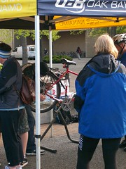 Oak Bay Bikes fixes a bike