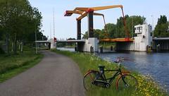 IJdoornlaanbrug by drooderfiets