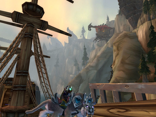 World of Warcraft 2009 by XLeoparde