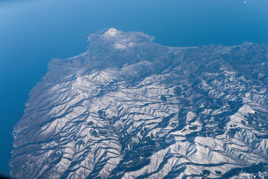 Kameda Peninsula (Mt. Esan)