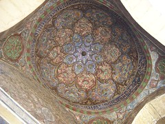 Cairo: Interior Dome of Sulaiman Pasha Mosque (Stationary Nomads) Tags: architecture egypt mosque cairo dome islamic islamicarchitecture sulaimanpashamosque sulaymanpasha