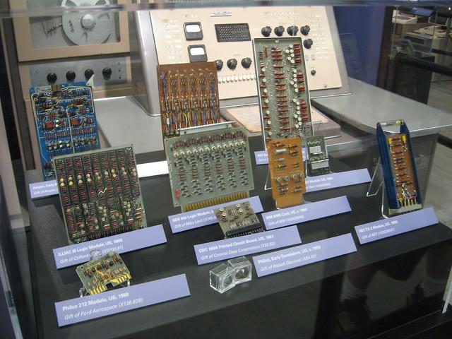 Transistor-based Computer Circuit Boards. Transistor-based Computer Circuit