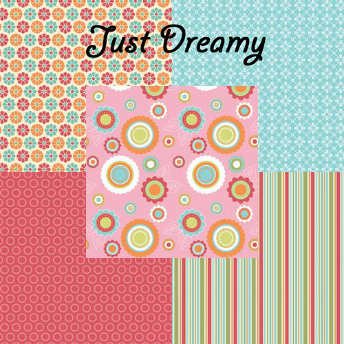 Just Dreamy Fabric