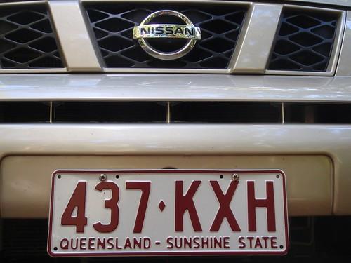 Mi coche, Nissan X-Trail