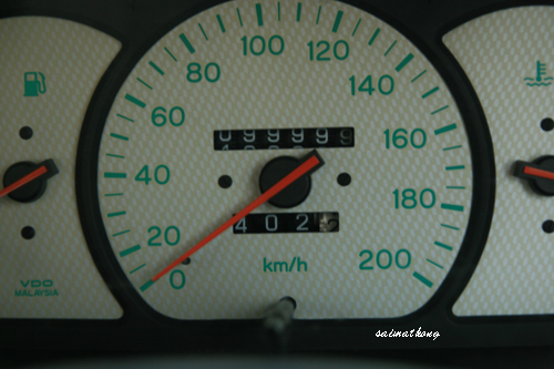 99,999 km