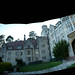 Panoramic of Bowles Hall, Berkeley