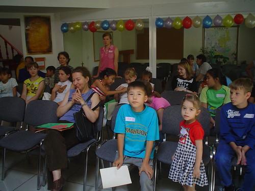 Living 1 month in Almaty Kazakhstan
