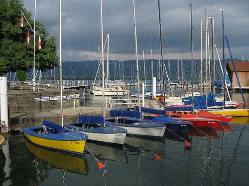 Lindau, Boote, boats, Bodensee, Lake Constance
