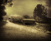 Bridge Lights (dazza17 - DJ) Tags: longexposure sunset lake water night downs treasure artistic chest subject uc soe sunshinecoast scapes sippy supershot sippydowns daryljames daryljamesphographygmailcom dazza17 daryljamesphotograph