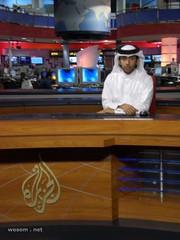 (wosom) Tags: tv aljazeera channel