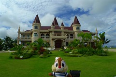 Traveling Toys -Dinagat Island (nerakoo7) Tags: vacation cute fun toy travels view dale disney chipmunk newplaces travelingtoys