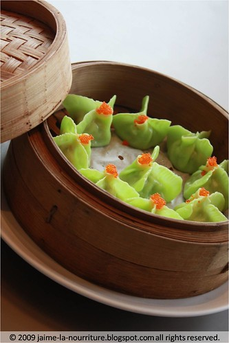 SCDH - Vegetable Dumplings