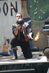 ND133 391 (A J Stevens) Tags: renfaire juggler fireeater broon