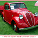 Kathryn Peck|1948 Fiat Topolino