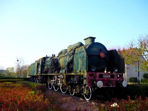 La locomotive de Saint-Pierre-des-Corps V